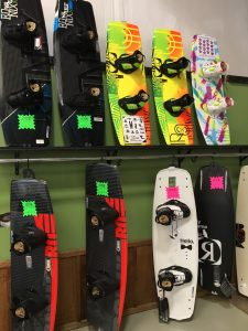 wake surf board inventory