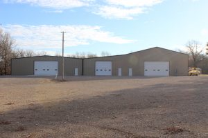 Closed Facility storage facility