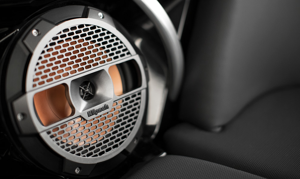 mastercraft FOUR KLIPSCH 8.5″ SPEAKERS